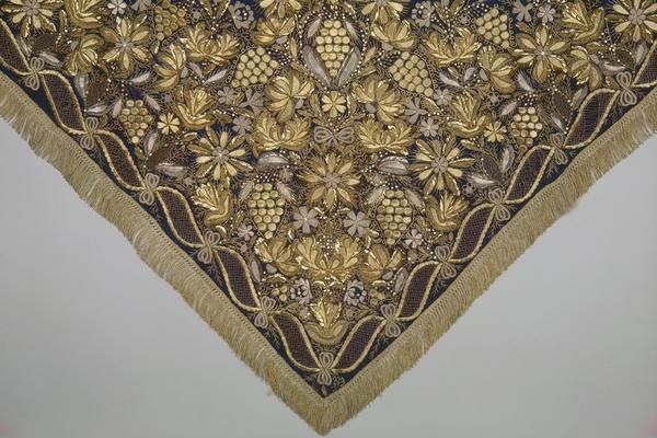 Русские шёлковые ткани