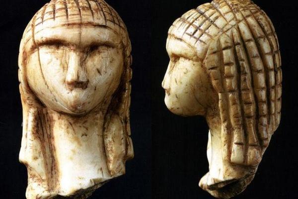 Коллекция Эрмитажа. Палеолит