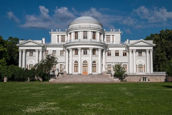 Елагиноостровского дворца