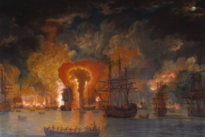 Фонд изобразительного искусства Военно-морского музея