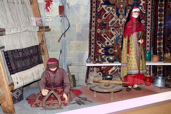 Народы Кавказа и Крыма.Постоянная экспозиция