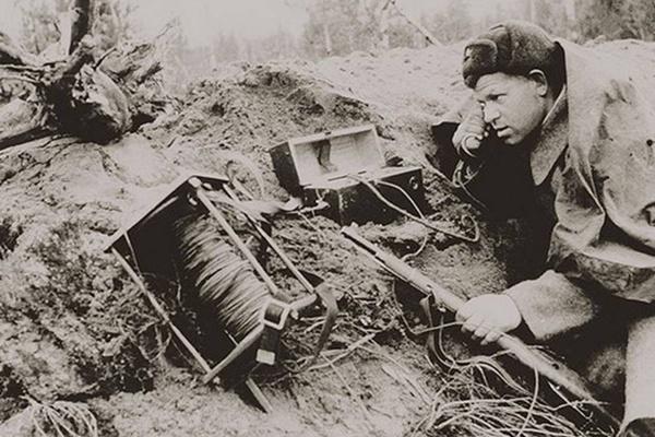 Войска связи в 1941–1945 гг.