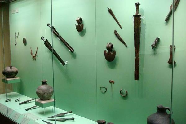 Древний и раннесредневековый Кавказ. Коллекция Эрмитажа