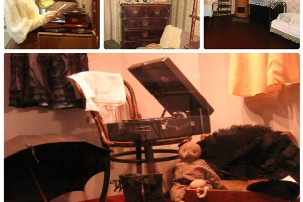 Блокадная комната семьи Агте