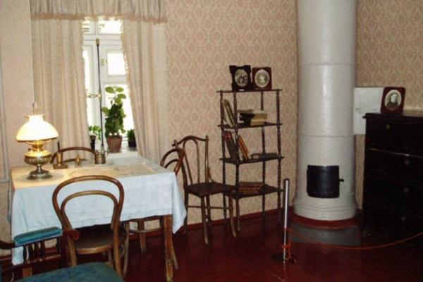 Мемориальная комната В.И. Ульянова (Ленина)