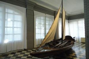 Постоянная экспозиция в Домике Петра Первого