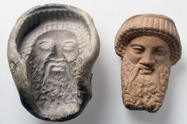 Античная скульптура Северного Причерноморья.Коллекция Эрмитажа