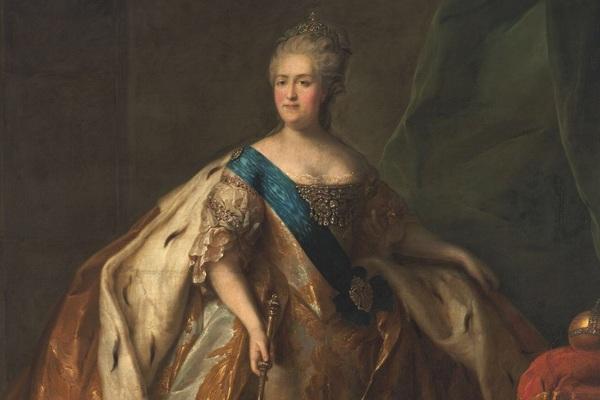Екатерина II. Золотой век Российской империи