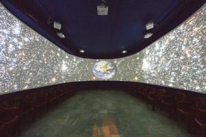 Постоянные экспозиции Петербургского планетария