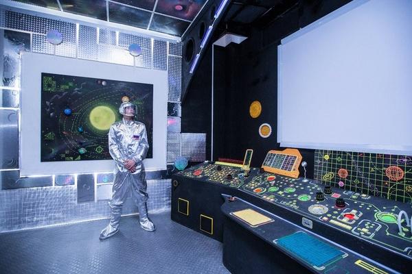 Интерактивный музей Muzeus