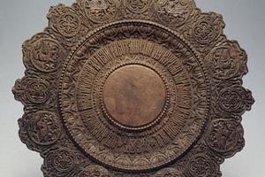 Русские деревянные резные изделия XVIII–XIX веков