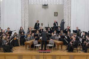 Вечера с Андреевским оркестром