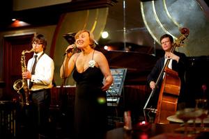 Вечер романтического джаза