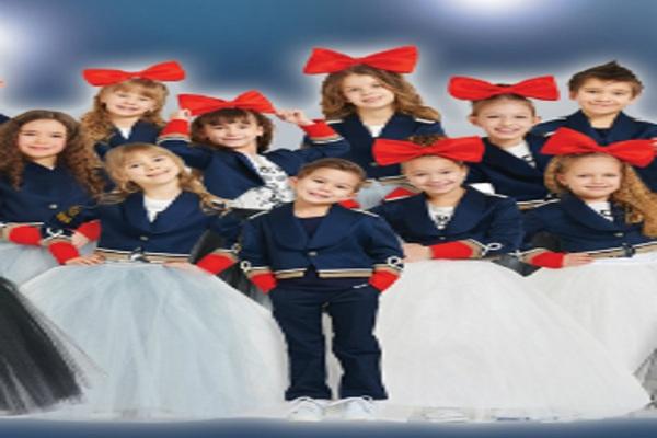 Юбилейный концерт детского хора Великан