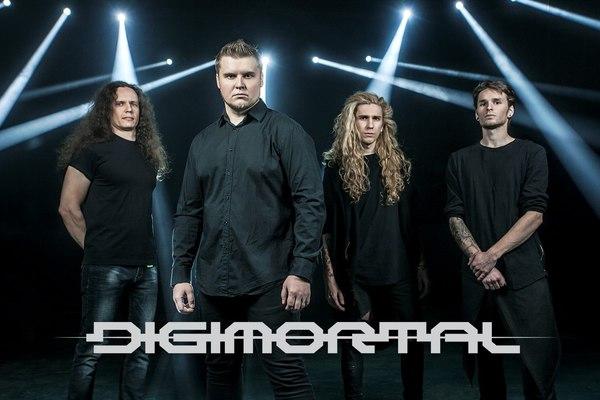 Digimortal. Презентация нового альбома
