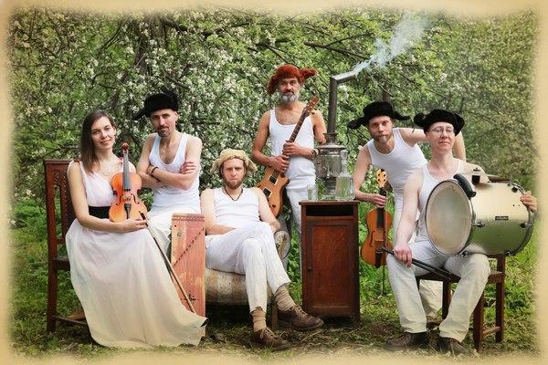 Фестиваль Русский Патрик