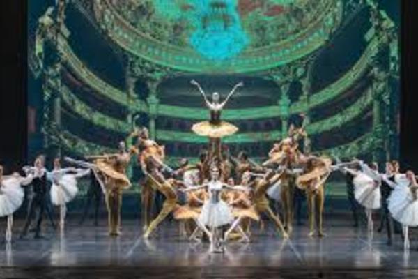 Санкт-Петербургский государственный театр балета Бориса Эйфмана