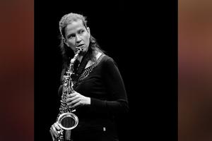 Анна Королёва с программой Song for Sax