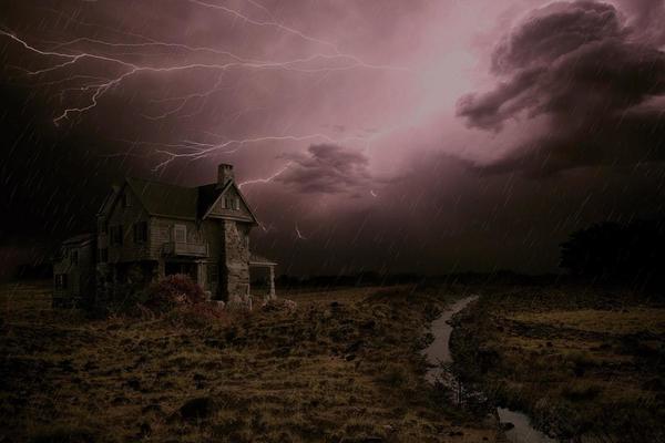 Дом моих кошмаров