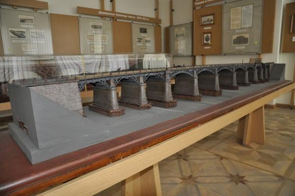 История отечественного мостостроения