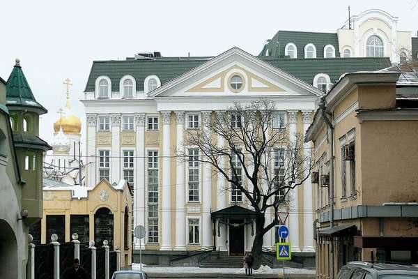 Центр оперного пения им. Галины Вишневской