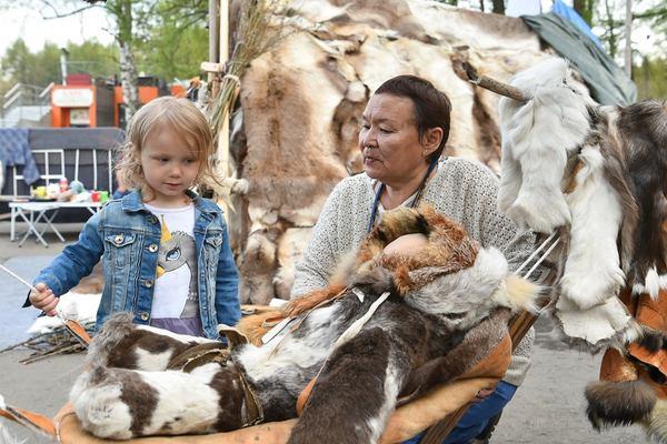 XIV Всероссийский фестиваль культур коренных малочисленных народов Севера, Сибири и Дальнего Востока «Кочевье Севера»