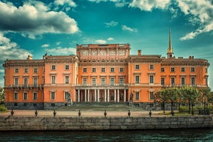 Михайловский замок (Русский музей)