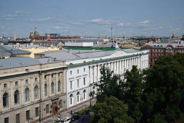 Российская национальная библиотека (Новое здание)