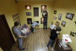 Ограбление галереи
