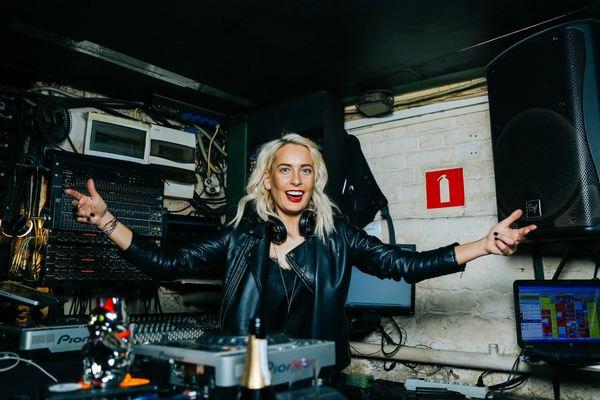 DJ Tanya Darguzhas