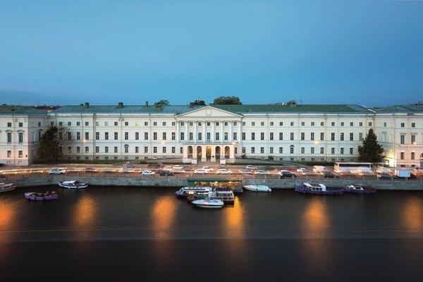 Российская национальная библиотека (здание на Фонтанке)
