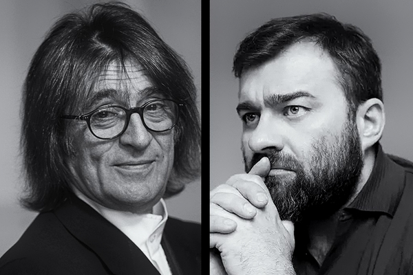 Моцарт и Маяковский