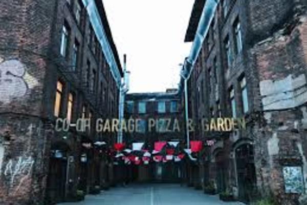 Co-op Garage