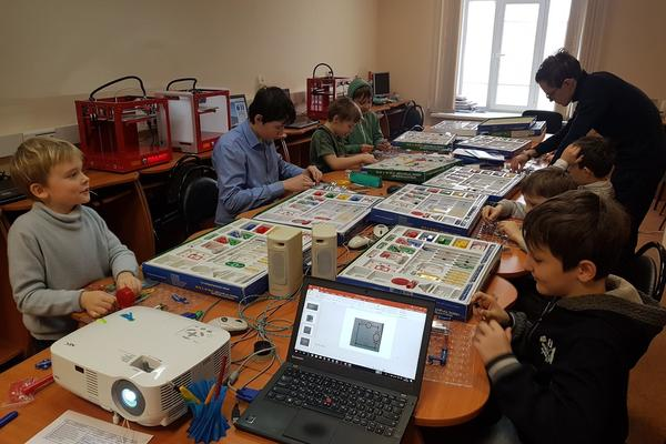 Education Robots на Мякинино