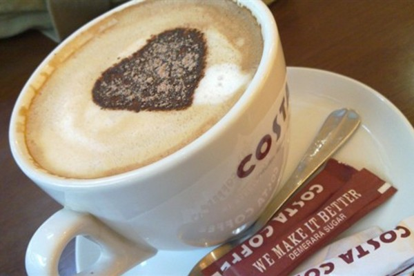 Costa Coffee на Краснопресненской