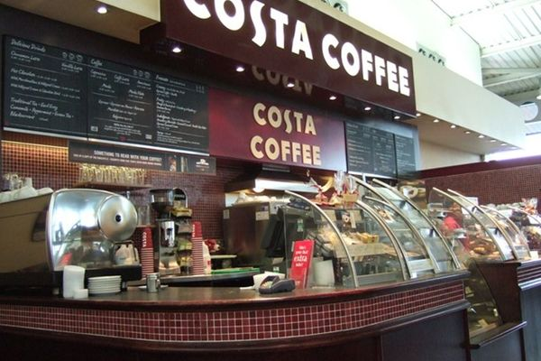 Costa Coffee в Шереметьево