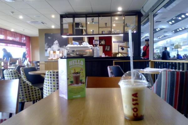 Costa Coffee на Павелецкой