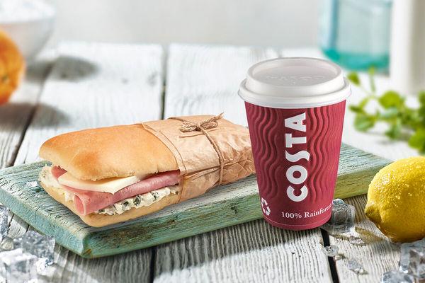 Costa Coffee на Селезневской