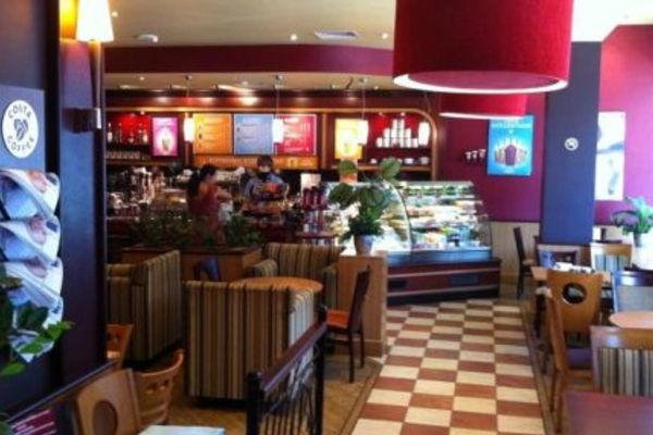 Costa Coffee на Полянке