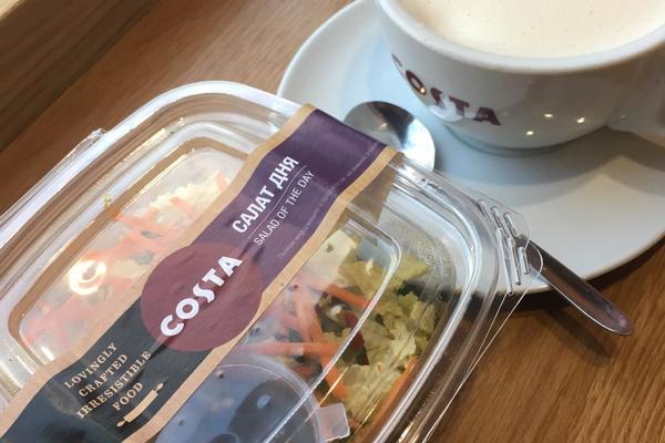 Costa Coffee на Волхонской