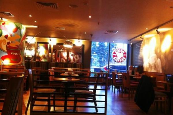 Costa Coffee на Красной пресне