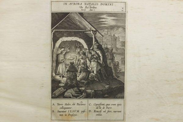 Евангелие Иеронима Наталиса. Первое издание