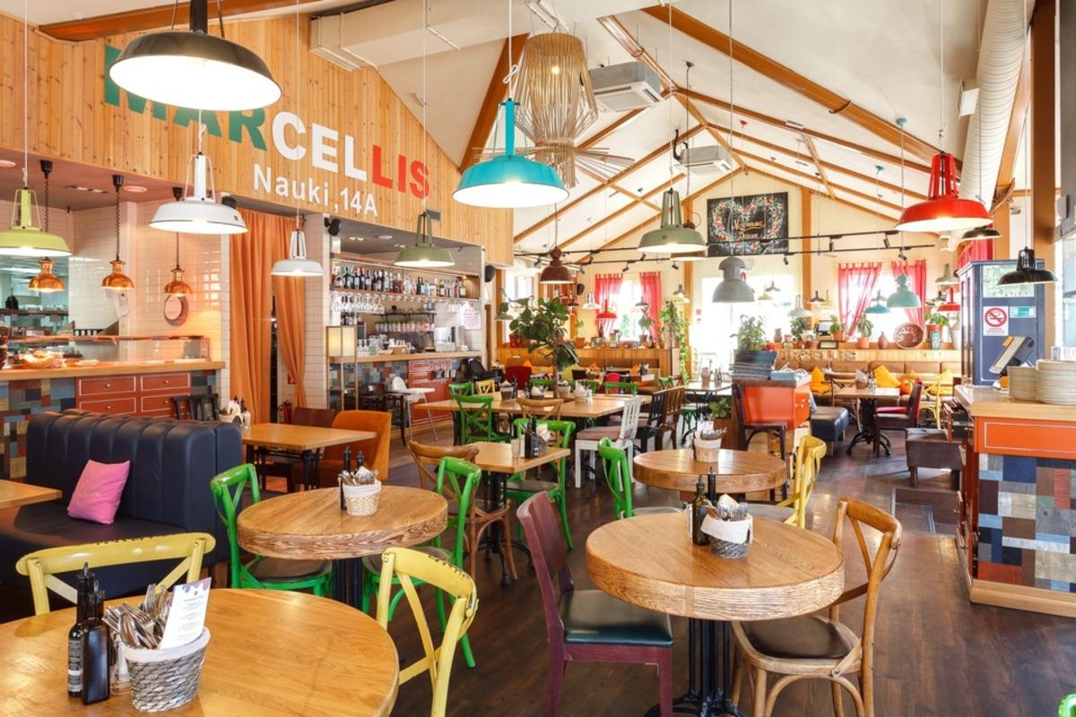 Ресторан марчеллис на науки фото