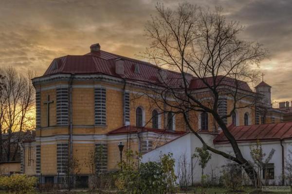 Путешествие по радуге: барокко и романтизм