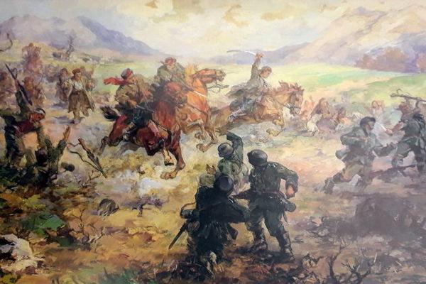 Освобождение Крыма. 8 апреля – 12 мая 1944 года