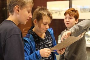 Исторический музей. Квест о войне