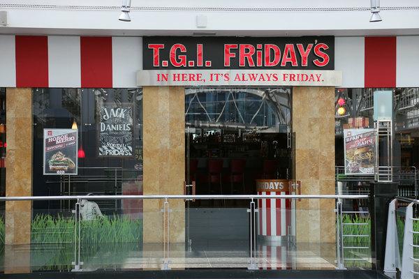 T.G.I. Friday's на Вернадского