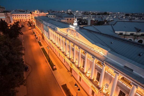 Российская национальная библиотека (Главное здание)