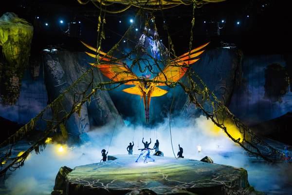 Cirque du Soleil. Торук — Первый полет
