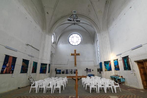 Храм Посещения Пресвятой Девой Марией Елизаветы
